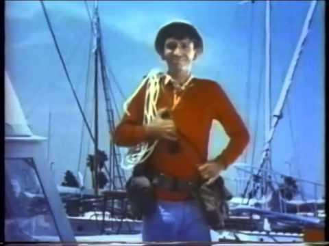 Rescue From Gilligan's Island Trailer Bob Denver, Alan Hale Jr. Jim Backus4g