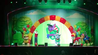 PAW Patrol Live! Race to the Rescue: Rocky Rap