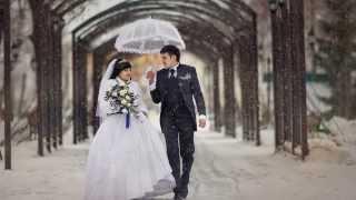 Свадьба Алексея и Светланы 11 января 2014 года