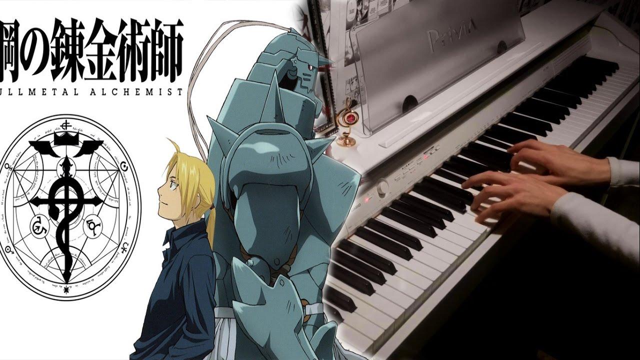 Fullmetal Alchemist Brotherhood soundtrack - Sorrowful ...