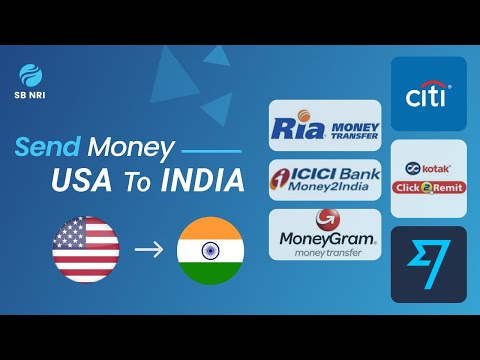 6 Best And Cheapest Ways To Send Money From US To India In 2020