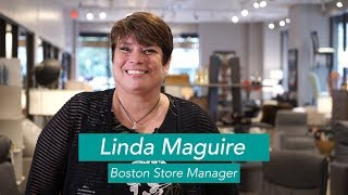 Meet Our Designers: Linda Maguire