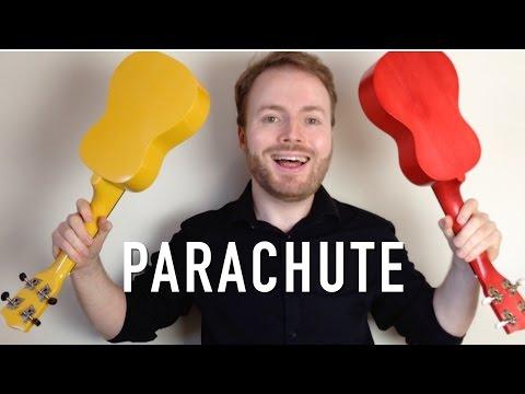 Parachute - Ingrid Michaelson/Cheryl Cole (Easy Ukulele Tutorial!)