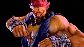 Tekken 7: Fated Retribution - AKUMA reveal trailer (1080p)