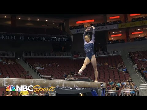 Morgan Hurd – all routines from 2019 GK U.S. Classic | NBC Sports