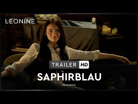 SAPHIRBLAU | Trailer | Deutsch