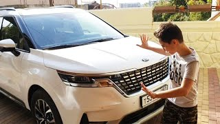 КИА Карнивал обзор от Артура!  KIA Carnival test drive and review from Artur