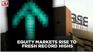 Equity Markets Continue To Trade At Record High; Crude Oil On The Boil