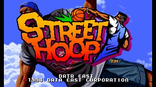 Street Hoop Full Soundtrack (Neo Geo)