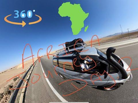 African Journey Day 2 Morocco 🇲🇦 Casablanca to Agadir