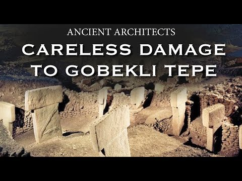 Careless Damage to Gobekli Tepe | Ancient Architects