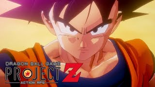 Dragon Ball Game: Project Z - Official Announcement Trailer