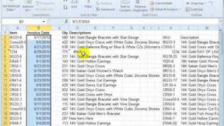 How to Use VLOOKUP in MS Excel 2010