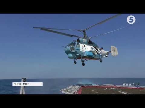 """""""Гетьман Сагайдачний"""" та морська авіація: як триває підготовка до навчань """"Sea Breeze-2018"""""""