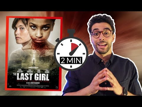 The last girl, celle qui a tous les dons - critique en 2min