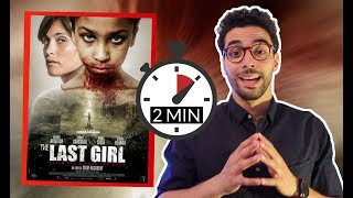 The last girl, celle qui a tous les dons - critique en 2min streaming