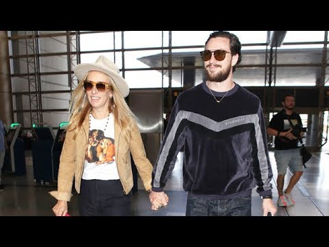 Aaron TaylorJohnson And Wife Sam Escape On A Romantic Trip