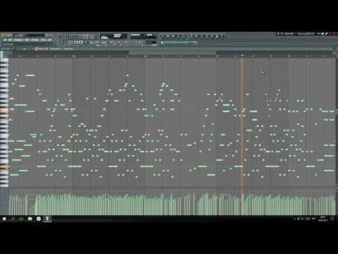 Fl Studio: Solo Piano Melody (Free FLP/Midi Download)