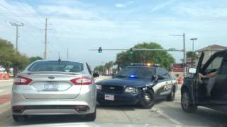 Dash Cam Car Crash Melbourne Florida (ORIGINAL)