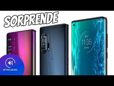 Motorola POR FIN lanza nuevos flagships | El Recuento