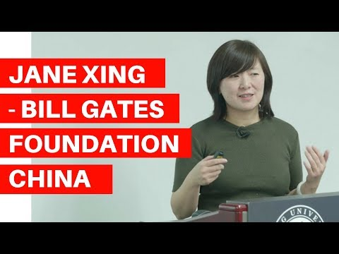 How the Gates Foundation Vaccinated 580M People - Jane Xing, Gates Foundation, China