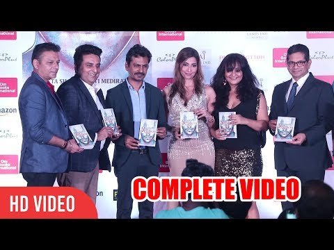 The STRANGER In Me Book Launch | Nawazuddin Siddiqui, Neeta Shah And Aditi Mediratta | OM Books