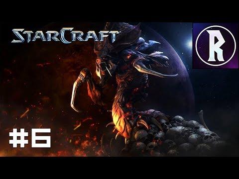 Starcraft: Mass Recall - The Dark Templar (Zerg Original Campaign #6)