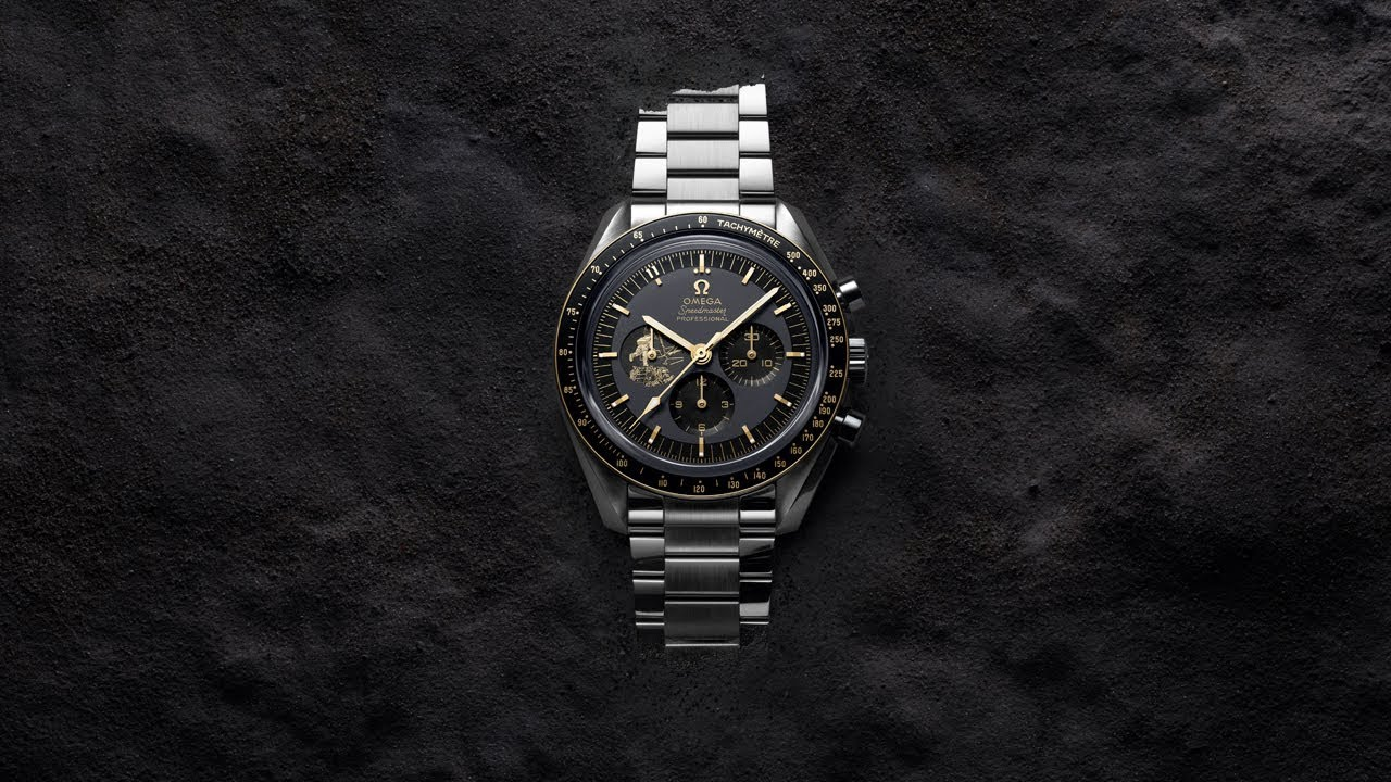 Omega Speedmaster Apollo 11 50th Anniversary Limited Edition In