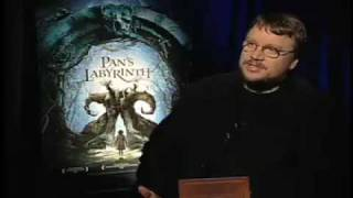 "Guillermo Del Toro talks ""Pan"