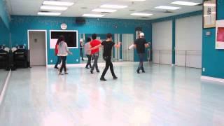 """""""Hey Samba"""" - Line Dance"""