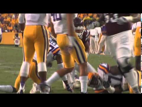 Dillon Day vs LSU