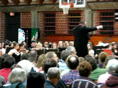 musical concert/Union College