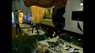 Fantastic 4 PlayStation 2 Gameplay - Official Music Video: