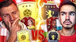 FIFA 20 : ELITE 1 vs GOLD 3 REWARDS - FUT CHAMPIONS EXPERIMENT !! ????????