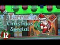 Terraria CHRISTMAS SPECIAL #12 | AMAZING WATER BOLT! | 25 Days of Christmas! | 1.3.5 PC