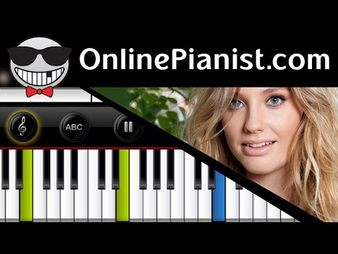How to play Yours by Ella Henderson - Piano Tutorial Easy - Chapter One Album