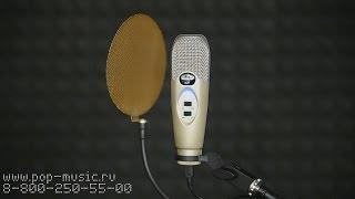 микрофон cad u37
