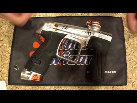 How to install Planet Eclipse CS2 grips onto a CS1