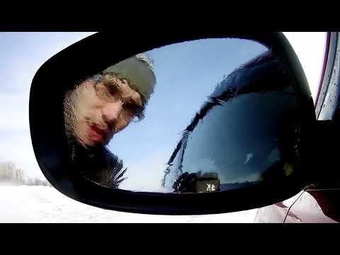 Как мыть и сушить машину на мойке самообслуживания зимой в мороз.