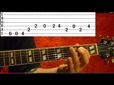 house of the rising sun the animals guitar lesson funnycat tv. Black Bedroom Furniture Sets. Home Design Ideas