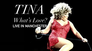 tina turner what s love live manchester 2009