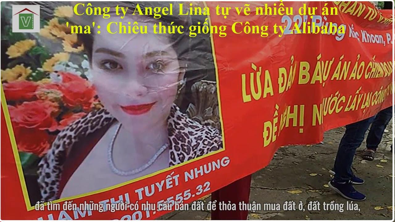 Tự Vẽ Dự Án Ma Công ty Angel Lina Dùng Chiêu thức giống Công ty Alibaba Để Lừa Khách Hàng Mua BĐS
