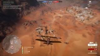 Battlefield 1 - Until the fog arrives - Fighter plane
