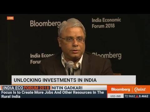 Bloomberg India Economic Forum 2018: Unlocking India's Investment Potential