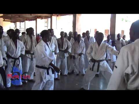 Québec Martial: Les arts martiaux au Burundi