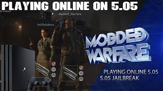How to Play Games Online on a 5.05 PS4 Over LAN with XBSLink