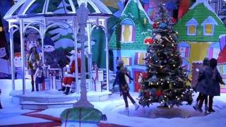 Christmas Windows at Lord & Taylor