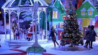 Christmas Windows at Lord & Taylor
