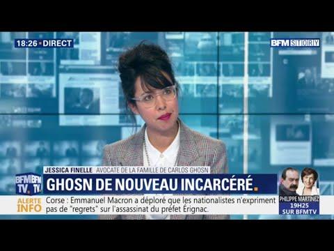 """Avocate de la famille de Carlos Ghosn: """"La France n'a pas soutenu son appel à un procès équitable"""""""