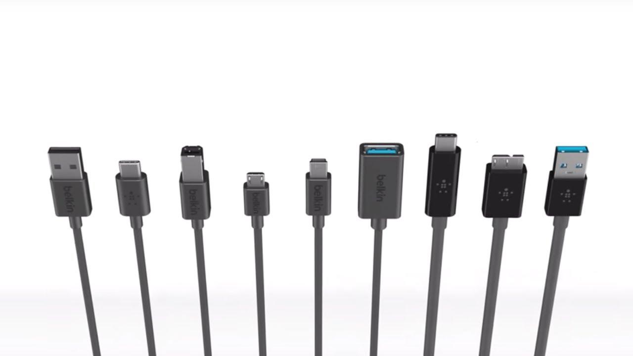 Erfahren Sie mehr über USB-C (USB Typ C)